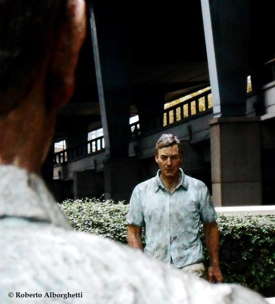 Walking Man and Standing Man - © Roberto Alborghetti (3)
