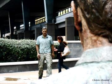 Walking Man and Standing Man - © Roberto Alborghetti (7)