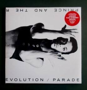 PRINCE, PARADE, 1986