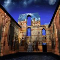 """DREAMING SIENA"": THE BEAUTY OF THE CITY THROUGH A 3D VIDEO MAPPING  EXHIBITION PROJECTED ON THE FACADES OF THE CATHEDRAL"