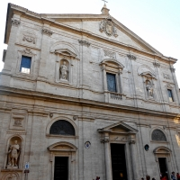 ROME: THREE MASTERPIECES BY CARAVAGGIO IN ONE SHOT (CHURCH OF ST. LOUIS OF THE FRENCH)