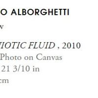 MY WORKS AT ACS ARTSY GALLERY #3: IN AMNIOTIC FLUID