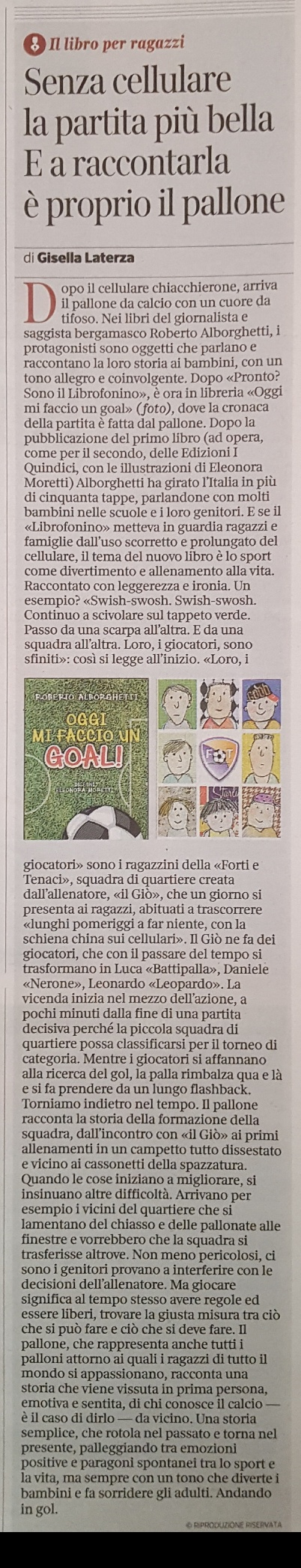 Corriere della Sera 5 12 17 d