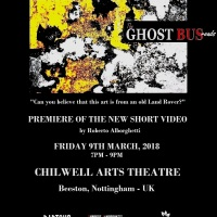 THE GHOST BUS IS BACK IN NOTTINGHAM: THE WORLD PREMIERE OF A NEW SHORT FILM (THE TRAILER)