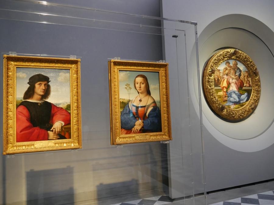 Sala Raffaello Michelangelo (2)