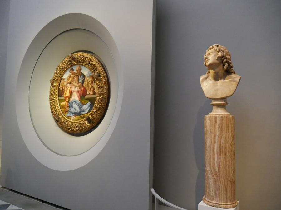 Sala Raffaello Michelangelo (3)