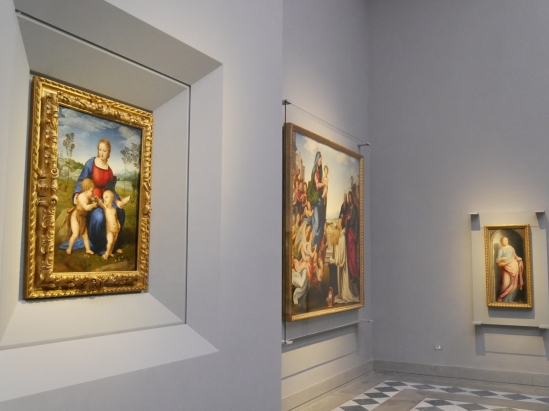 Sala Raffaello Michelangelo (4)