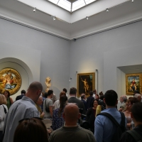 """FLORENCE: NEW HALL AT THE UFFIZI WITH PIECES THAT ARE """"BOMBS IN THE HISTORY OF ART"""""""