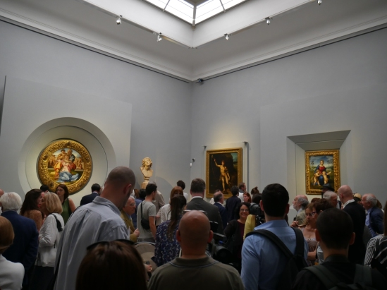 Sala Raffaello Michelangelo (6)