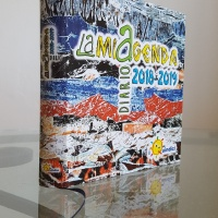 """LAMIAGENDA 2018/2019"" IS OUT! A DIARY THAT IS ALSO A DESIGN OBJECT!"