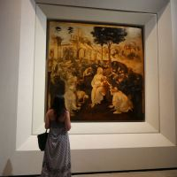 UFFIZI GALLERY (FLORENCE): A NEW GREAT ROOM DEVOTED TO THE GENIUS OF LEONARDO DA VINCI