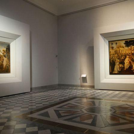 Sala 35 - Nuova sala di Leonardo 3