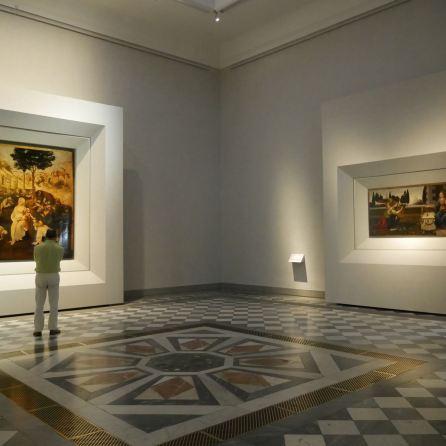 Sala 35 - Nuova sala di Leonardo 5