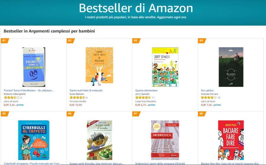 Amazon Top 1
