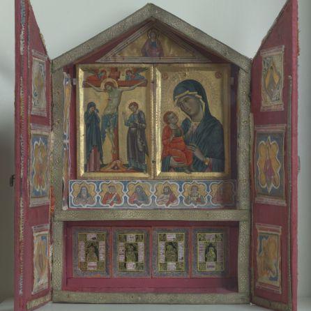 Gubbio 5. Tabernacolo Reliquiario, Gubbio, Museo Comunale dei Consoli