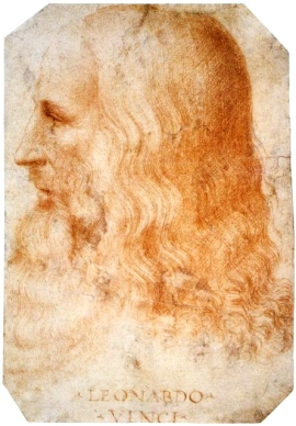 francesco melzi-portrait_of leonardo da vinci