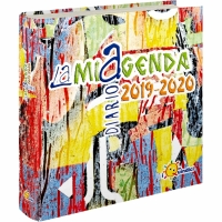"MY ARTWORK IS THE COVER OF ""LAMIAGENDA 2020"" (THE MOST SOLD SCHOOL DIARY IN ITALY)"