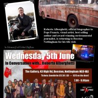 THE GHOST BUS IS BACK! JOIN US FOR A SPECIAL EVENT ( JUNE 5, THE GARAGE, BEESTON-NOTTINGHAM)