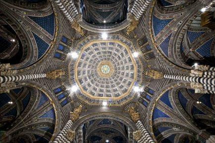 Cupola con colonne
