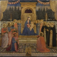 FLORENCE: THE RESTORATION OF THE WONDERFUL MASTERPIECE CREATED BY BEATO ANGELICO