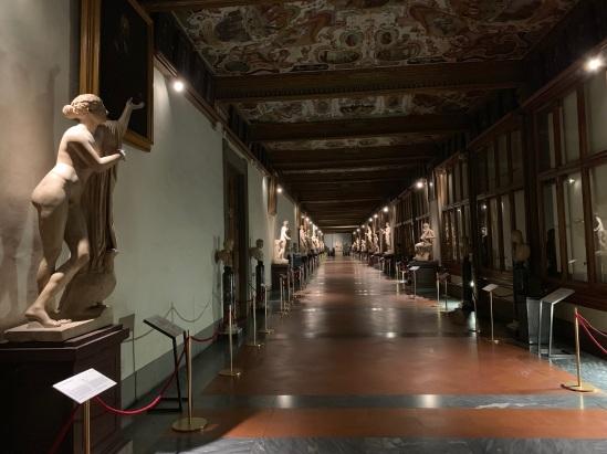 Corridoio Uffizi