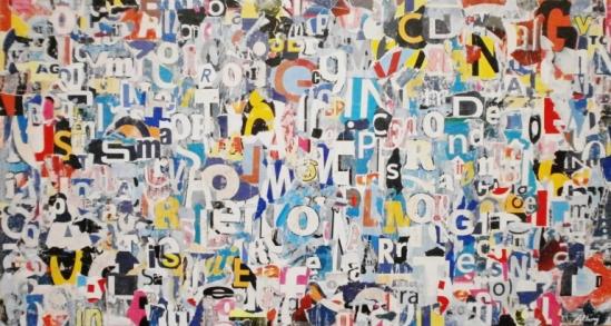 LOST W-O-R-D-S, by Roberto Alborghetti,