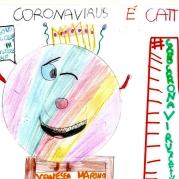 Vanessa Marino, III D a colori, Scuola Cassano Bitonto