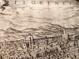 Veduta Firenze4 Palazzo Vecchio e Cupola