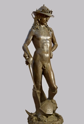 _02 Museo del Bargello, Donatello, David ph. © A. Quattrone