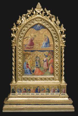 Beato Angelico_Annunciazione e Adorazione dei Magi