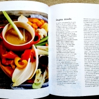 "RECIPES FROM MY BOOK ""EATING WITH POPE FRANCIS"": BAGNA CAUDA (# 1)"