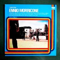 """RARE-FARE / VINILI: OMAGGIO A ENNIO MORRICONE, """"I WESTERN"""" (1971, RCA)"""