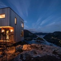 THE SKY IS THE LIMIT: NEW SPECTACULAR CABINS HAVE OPENED IN FJORD NORWAY