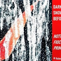 """DARK NIGHT / SNOWFLAKES AND FROST / BEFORE THE NEW DAY"""