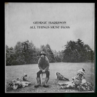 """VYNILS / """"ALL THINGS MUST PASS"""", THE HISTORIC TRIPLE ALBUM BY GEORGE HARRISON (1970)"""