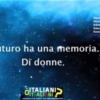 """8 MARZO, OMAGGIO ALLE GRANDI DONNE NARRATE NEL LIBRO """"ITALIANI O IT-ALIENI?"""""""