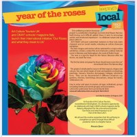 THE YEAR OF THE ROSES 2021 ON NOTTS TV AND BREEZE MAGAZINE