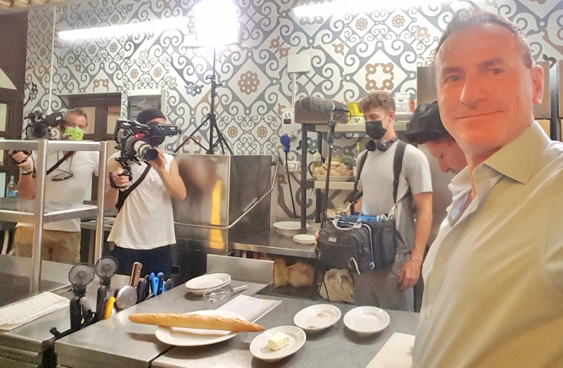 """""""EATING WITH POPE FRANCIS"""": SUCCESS IN GERMANY OF THE BOOK NOW IN A TV PROGRAM (RTL-VOX GROUP)"""