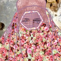 YEAR OF THE ROSES / PHOTO ALBUM: A DRESS OF ROSES FOR AFGHANISTAN WOMEN